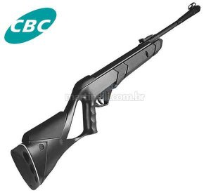 Carabina de pressão CBC Nitro Advanced Cal. 5.5mm