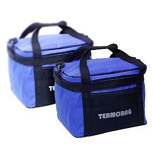 2 Bolsa Térmica Termobag 15L - Jogá