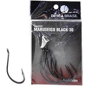 Anzol Pesca Brasil Maruseigo Black 30 094012-un