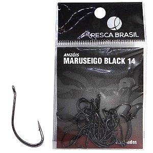 Anzol Pesca Brasil Maruseigo Black 14 094004-un