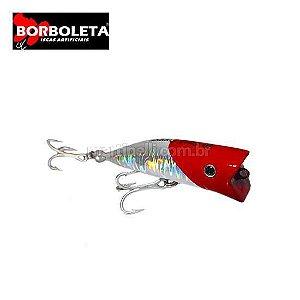 Isca artificial Borboleta Stick Popper Cor: 02H