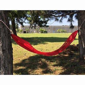 Rede de descanso relax - Peti - 150kg Vermelho