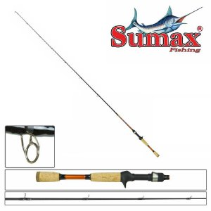 Vara Sumax Amazon Cast 10-20lb(carretilha) - 1,68m