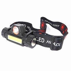 Lanterna De Cabeça 600203 High Power Bike Pesca Camping