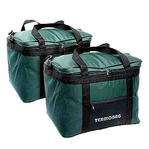 2 Bolsa Térmica Termobag 35L - Jogá
