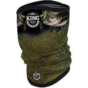 Breeze Buff King Tambaking 02 - Proteção UV (Máscara de Proteção Solar -Ecohead)