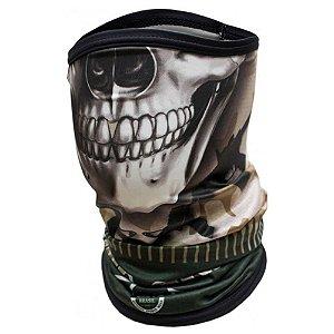 Breeze Buff King Army 301 - Proteção UV (Máscara de Proteção Solar -Ecohead)