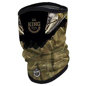 Breeze Buff King Robaleiros 01 - Proteção UV (Máscara de Proteção Solar -Ecohead)
