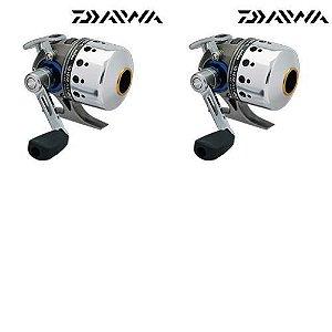 2 Spincast Daiwa Silvercast SC80A
