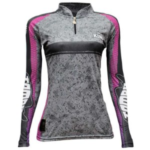 Camiseta King Sublimada Kf 609 M Feminina