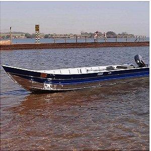 Barco Martinelli Tornado 500 borda alta 5m bico Preço a vista R$ 5.175,00 (Frete a consultar)