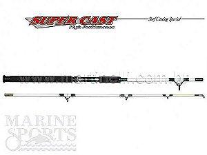 Vara MS Super Cast SC-802H - 2 partes