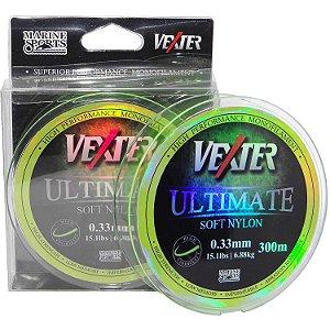 Linha Marine Sports Vexter Ultimate Soft Chart 0,33mm 300m