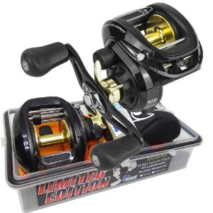 Carretilha Marine Sports Tornado BG 8.0:1 Big Game Limited Direita