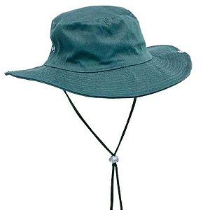 Chapéu Safari Verde tipo Australiano