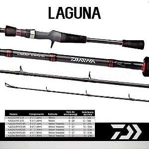 Vara Daiwa Laguna LAG - 602 MHFB - 12-25lb (6'0) (1,83m) (carretilha) (2 partes)