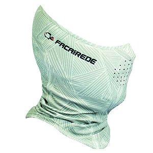 Mascara de Proteção Solar Faca na Rede - Black Neck Breeze Bn 30 Trilha