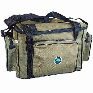 Bolsa para Apetrecho de Pesca G Mod Combat 0122 Verde Musgo