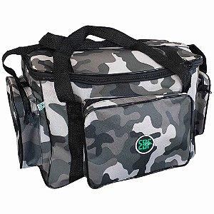 Bolsa para Apetrecho de Pesca G Mod Combat 0122 Camuflada