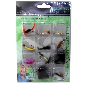 Isca Fly Hook Mode 6813 Nynphen 6813 Kit c/ 12 un.