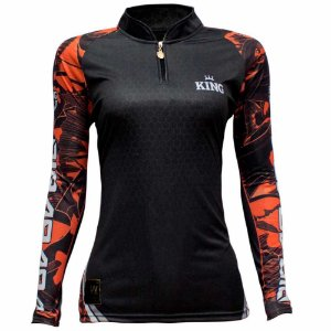 Camiseta King Sublimada Kff 601 Feminina M