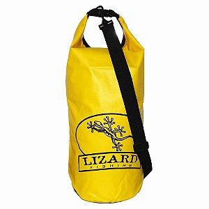 Dry Bag Bolsa Estanque em Lona 20l 24x60cm Amarela Dbl20y