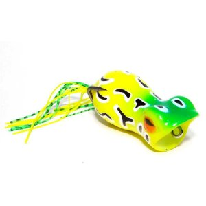 Isca Bocarra Frog 5cm 12gr 16 Yellow/fire Tiger Bf50-16