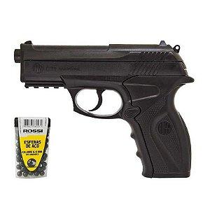 Pistola Wingun C11 Co2 Cal. 6mm Steel Bb 1426003051