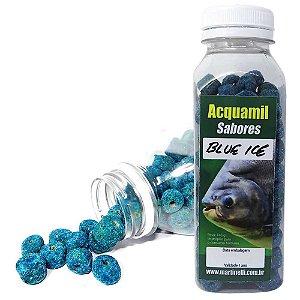 Ração Acquamil Furadinha Blue Ice 140g