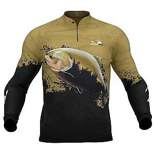 Camiseta de Pesca Presa Viva Tamba 05 - XG