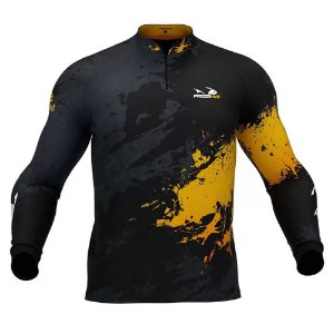 Camiseta de Pesca Presa Viva Dourado 06 - XG