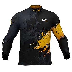Camiseta de Pesca Presa Viva Dourado 06 - GG