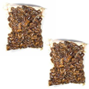 2 Iscas de Crisalidas (Bicho da seda) com óleo