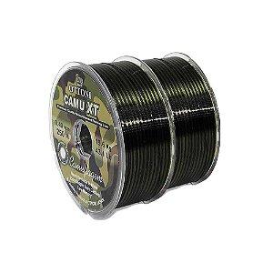 2 Linha Monofilamento Camu XT 0,35mm - 270m cada