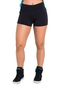Short Curto Suplex Fitness Feminino Liso