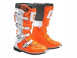 Bota Gaerne GX1 Goodyear Orange Semi Articula