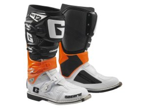 Bota Gaerne SG12 Orange Black White