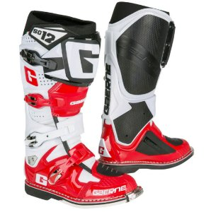 Bota Gaerne SG12 Red black white