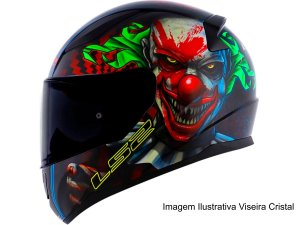 Capacete Ls2 FF353 HAPPY Dreams Glow