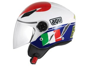 Capacete AGV  Blade Valentinos Heart