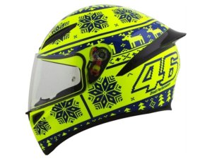 Capacete Agv Replica K1 Winter Test