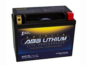 Bateria Abs Lithium ALFP 15 L