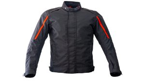 Jaqueta Forza City Rider Winter Black Red