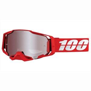 ÓCULOS 100% ARMEGA HIPER RED