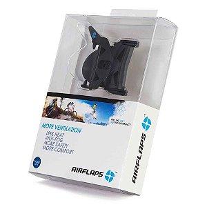 Kit Airflaps Full Para Capacetes E Óculos