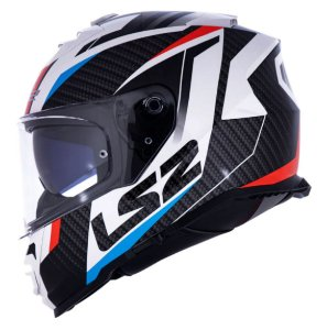 Capacete Ls2 Ff800 Storm Racer Blue Red