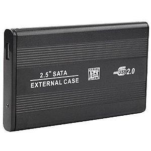 Case P/ HD Externo Sata 2.5 USB 2.0   CGHD-10