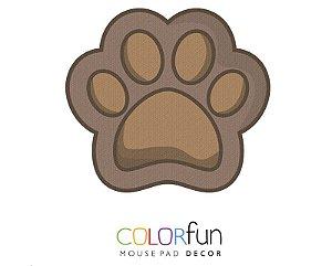 Mousepad Com Imã Geladeira Pata Colorfun Decorativo