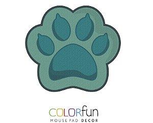Mousepad Com Imã Geladeira Cat Paw Colorfun Decorativo