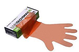 Luva especial  importada  glovemax eva 90 cm   (cx. C/ 100 un.)